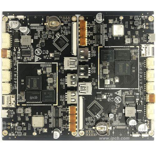 Consumer Digital PCB Assembly