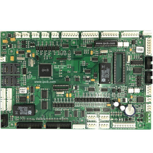 Infrared PCB assembly