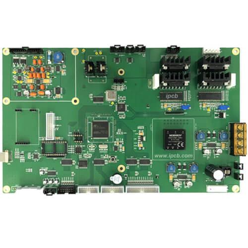 Testing equipment PCB assembly