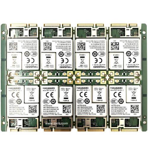 4G module PCB assembly